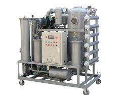 ZJR系列多功能再生雙級真空濾油機