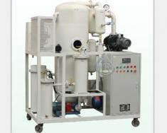ZJD-S雙級高真空破乳除大水油過濾機