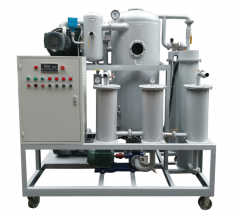 ZJA系列高效雙級真空濾油機
